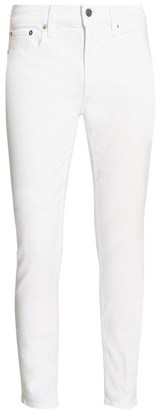 Ralph Lauren Iconic Style 400 Matchstick Mid-Rise Skinny Jeans
