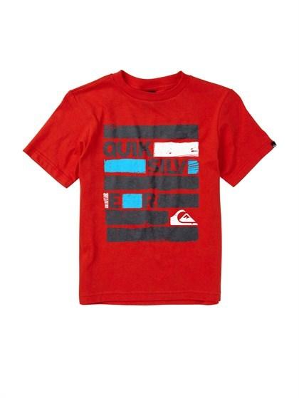 Quiksilver Boys 2-7 Decaf T-Shirt