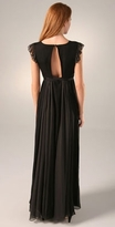 Mint Jodi Arnold Golden Globe Dress