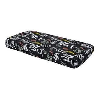Lodger Baby Crib Sheets, Cot Bed Sheets - 40x80cm, Black