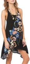 O'Neill 'Brenna' Floral Print Swing Dress