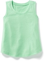 Old Navy Jersey Tank for Toddler Girls