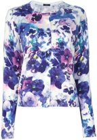 Paul Smith floral cardigan