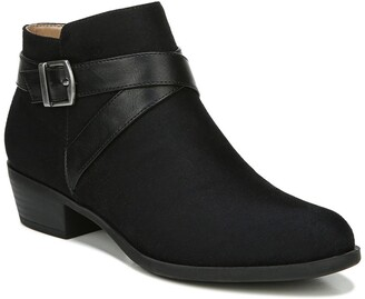 LifeStride Ally Wraparound Belted Boot - Wide Width Available