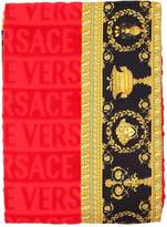 Versace Baroque & Robe Beach Towel