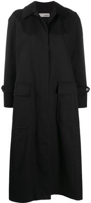 Lardini Oversize Trench Coat