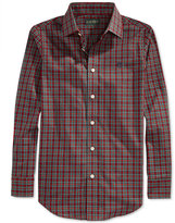 Lauren Ralph Lauren Boys' Tartan Plaid Button-Up Shirt