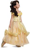 Disguise Belle Zip-Up Princess Dress - Kids