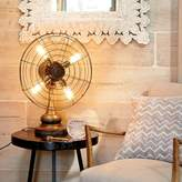 Graham and Green Industrial Fan Lamp