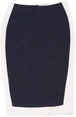 N. Essentiel Antwerp \N Navy Polyester Skirts