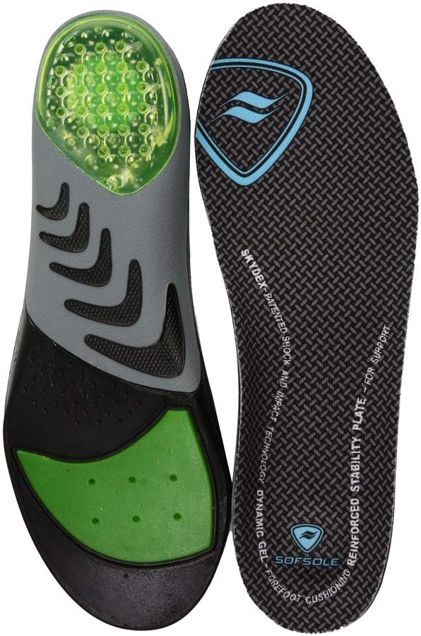 Sof Sole Airr Orthotic Performance Insole, Women's 5-7.5