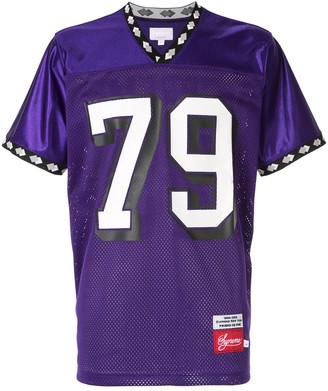 Supreme Diamond rib football jersey