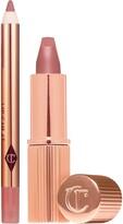 Thumbnail for your product : Charlotte Tilbury Mini Pillow Talk Lipstick & Liner Set