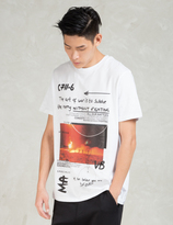 Blood Brother White Venture T-Shirt