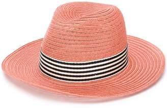 Eugenia Kim stripe band sun hat
