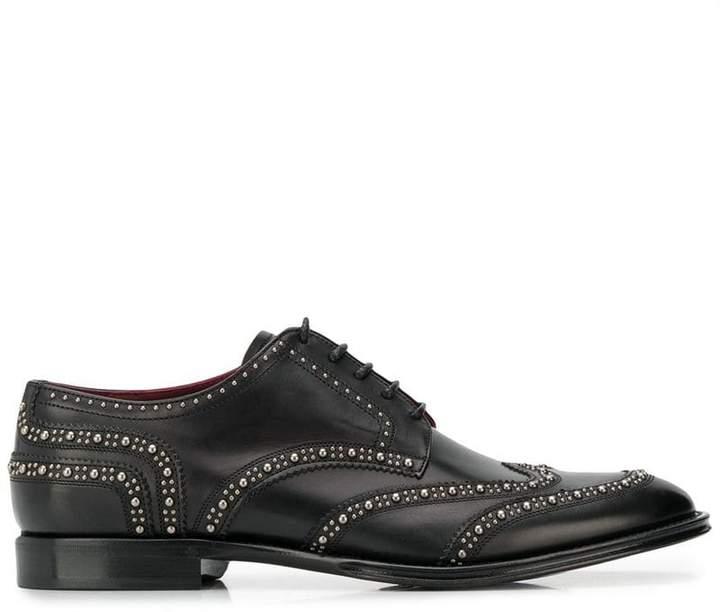 f10c5c07 Dolce & Gabbana Men's Dress Shoes | over 600 Dolce & Gabbana Men's Dress  Shoes | ShopStyle
