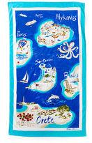 Ralph Lauren Greek Isles Beach Towel
