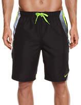 Nike Colourblock Drawstring Swim Trunks