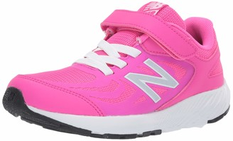 New Balance Kid's 519 V1 Alternative Closure Running Shoe
