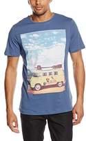 Mexx Men's T-Shirt - Blue -