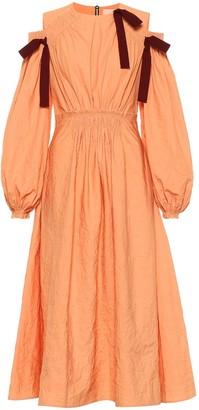 Roksanda Cotton midi dress