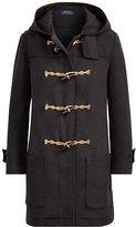 Polo Ralph Lauren Wool-Blend Toggle Coat