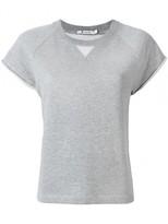 Alexander Wang Terry Cap Sleeve Sweatshirt