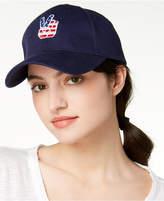 Collection XIIX Peace Love Cotton Baseball Cap