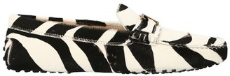 Tod's Gommini printed loafers