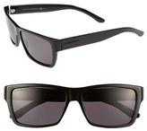 Gucci 57mm Polarized Sunglasses