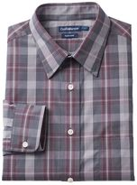 Croft & Barrow Men's Slim-Fit Easy-Care Point-Collar Dress Shirt