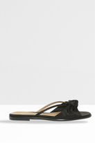 The Row April Bow Sandals