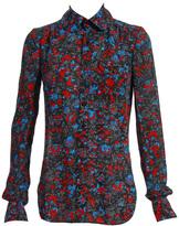 Balenciaga Shirt with flower print