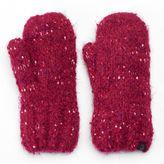 Cuddl Duds Supersoft Yarn-Knit Mittens
