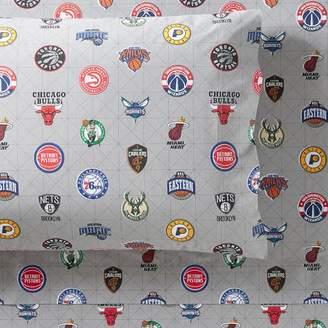 Pottery Barn Teen NBA Pillowcases, Set of 2, East
