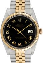 Rolex Vintage Two-Tone Datejust Watch, 36mm