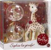Vulli Sophie the Giraffe My First Christmas Teether and Ornament Set