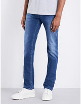 Corneliani Slim-fit Tapered Jeans