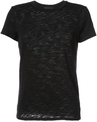 ATM Anthony Thomas Melillo classic crew neck T-shirt