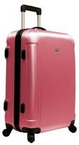 """Traveler's Choice Freedom 25"""" Luggage - Dusty Rose"""