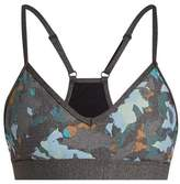 The Upside Masquerade-print Andie performance bra