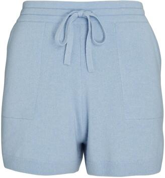 Intermix Sadie Cashmere Knit Shorts