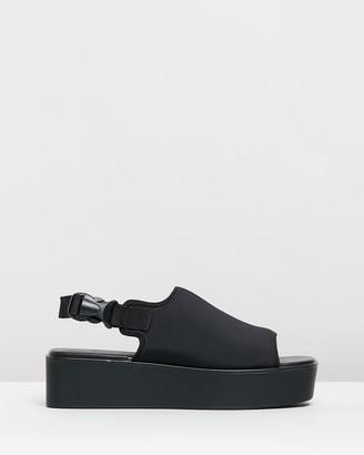 Vagabond Bonnie Platform Sandals