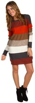 BB Dakota Marilou Sweater Dress (Multi) - Apparel
