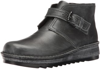 Naot Footwear Women's Luisia Ankle Bootie Gray 35 EU/4 M US