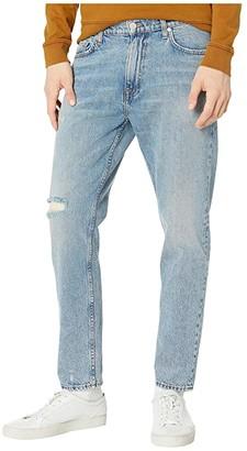 BLDWN Modern Taper Vintage Destroyed Jeans in Medium Vintage Destroyed (Medium Vintage Destroyed) Men's Jeans