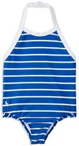 Ralph Lauren Girls' Stripe Swimsuit - Sizes 2-6X