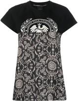 Pinko panelled T-shirt