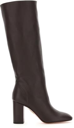 Aquazzura Boogie Boots 85