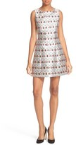 Alice + Olivia Women's Lindsey Fit & Flare Dress